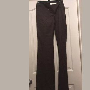 NWT $245 ALVIN VALLEY A66 Brown Wide Leg Dress Pan